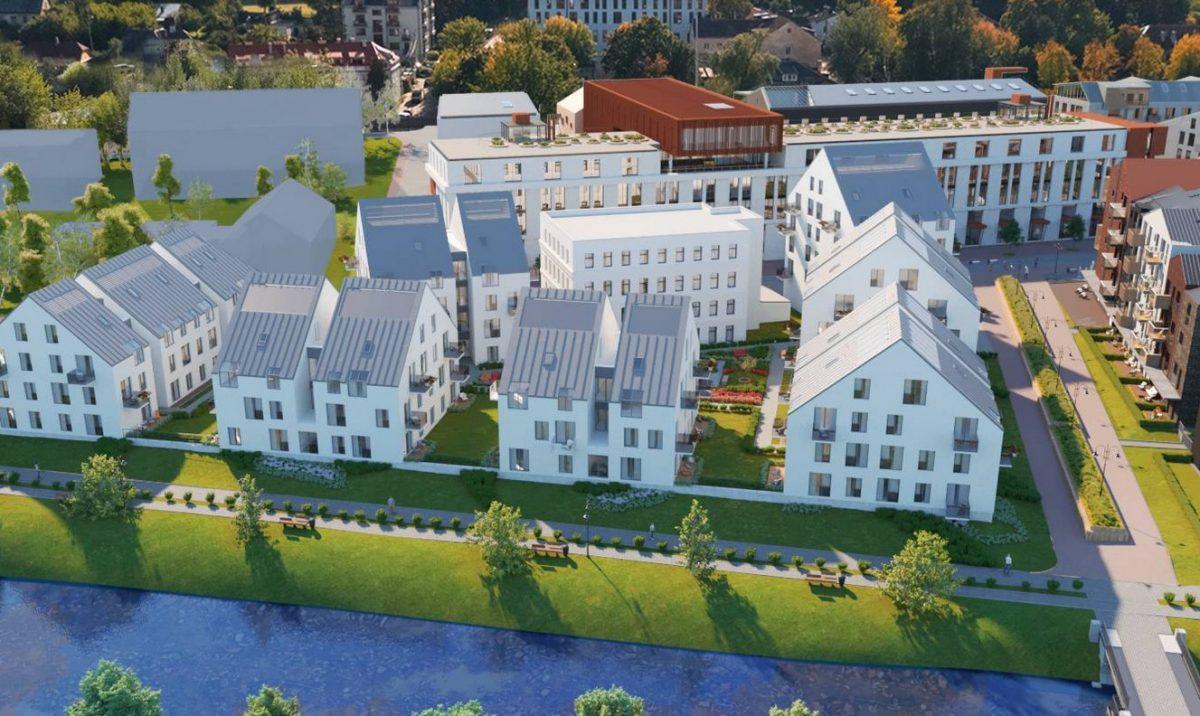 Naujos statybos butai senamiestyje ir dažniausi pirkėjų poreikiai