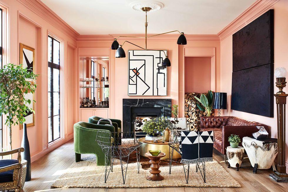 Dažų spalvos, kurias galite pasirinkti savo būsto interjerui