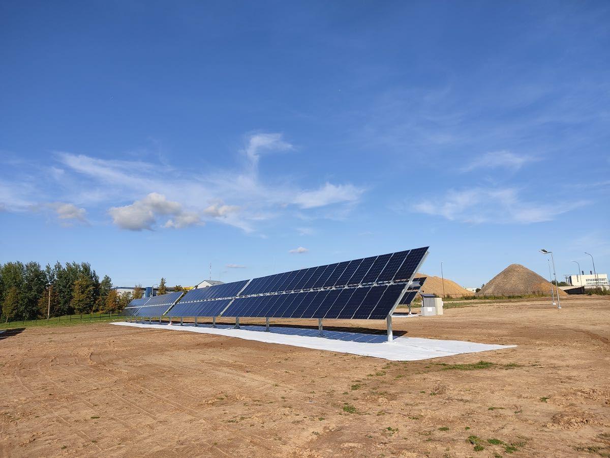 Saulės parkai – pigesnei, tačiau sklandžiai energijai gauti