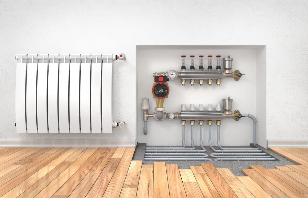 Nuosavų namų šildymo sistemos